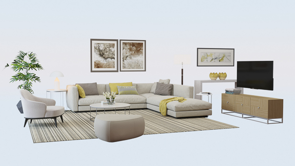 Virtual Staging Furniture Picture Perfect Llc